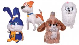 Pets 2 GiftSortiment 4-fach 25-28cm