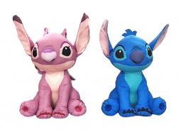 Disney Stitch / Engel Nylex 34cm