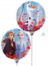 Folienballon Frozen 2 Mini Shape