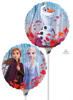 Folienballon Frozen 2 Mini Shape